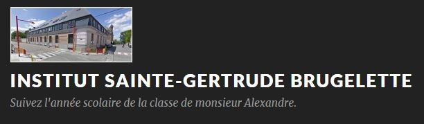 Blog de M. Alexandre